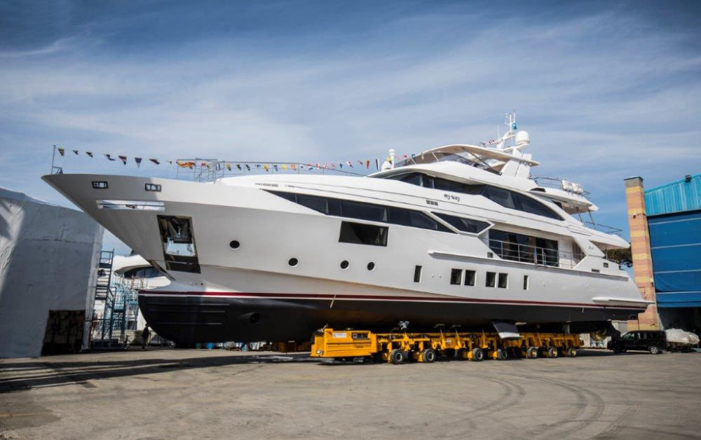 Image for article Dual launch for Benetti