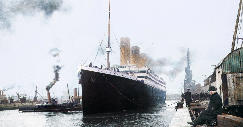 Image for article A titanic event