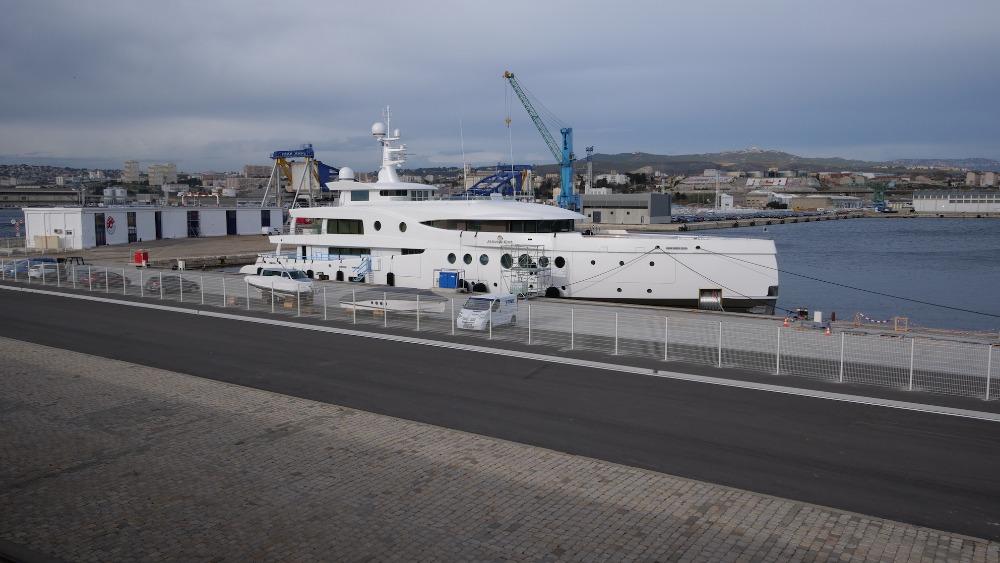 Image for article Monaco Marine opens Marseille shipyard
