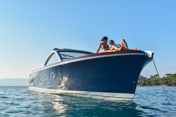 Image for article Jean Boulle Luxury introduces first diamond coated multihull