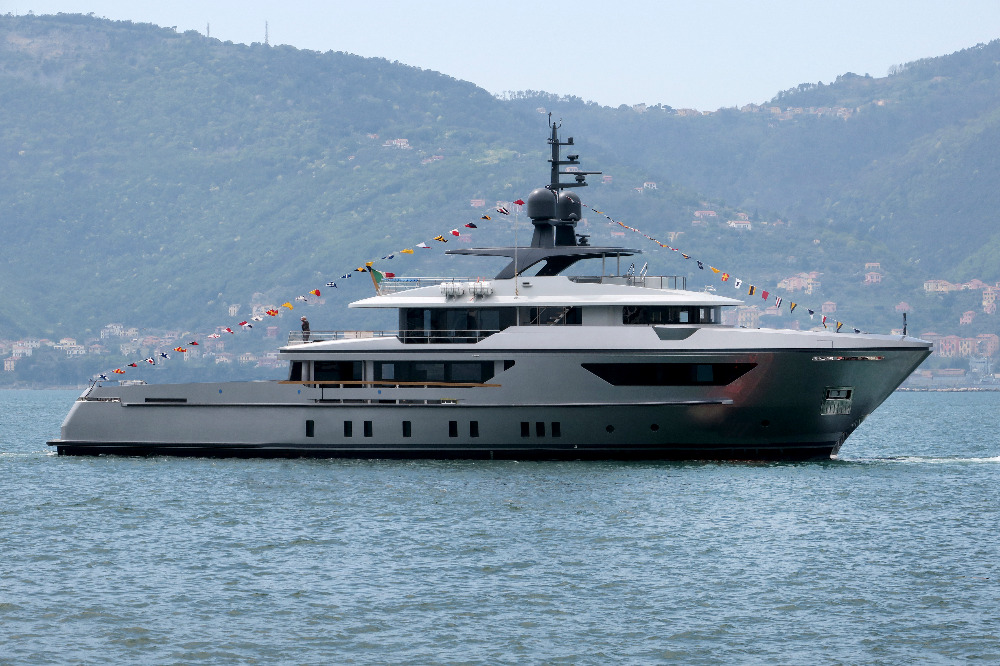 Image for article Sanlorenzo launches fourth 460EXP model