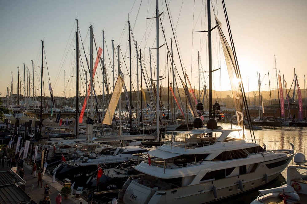 Image for article Palma Superyacht Show insights: Marc Händle