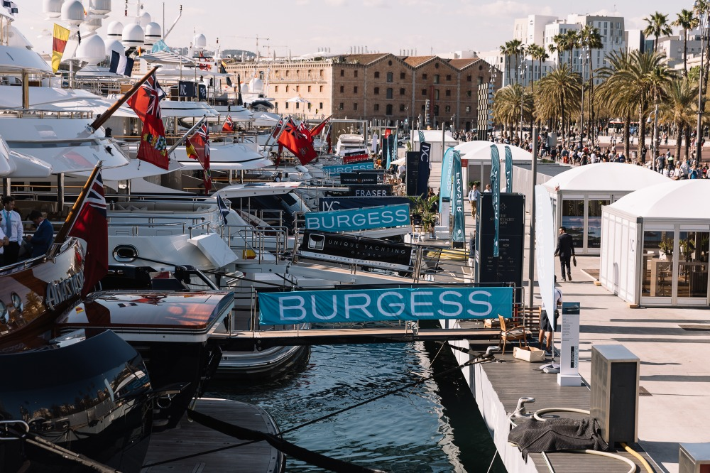 Image for article The Superyacht Show review