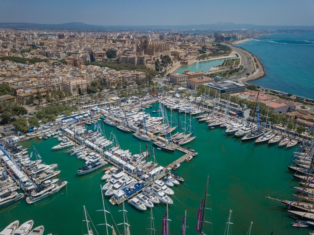 Image for article Reflections on the Palma Superyacht Show 2018