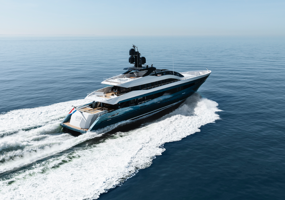 Image for article A closer look at M/Y 'Irisha'