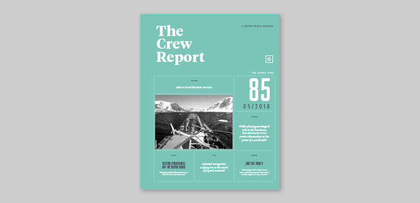 Image for article The Crew Report: Issue 85 preview