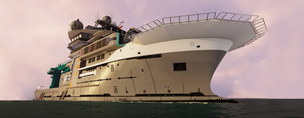 Image for article Ray Dalio announces OceanX and M/V 'Alucia2'