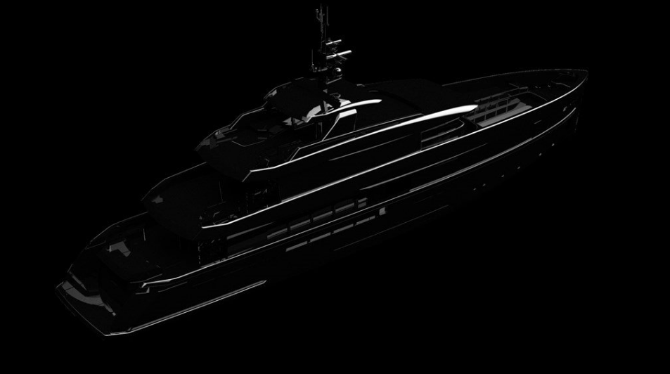Image for article 46m Admiral new build signed by The Italian Sea Group
