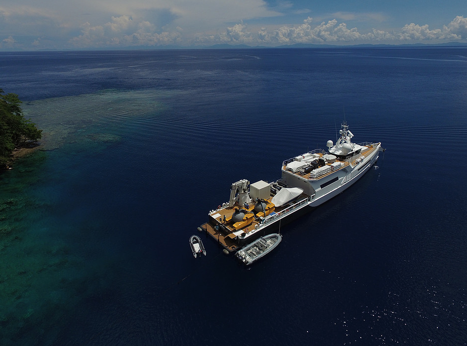 Image for article Sustainable superyachting in Melanesia
