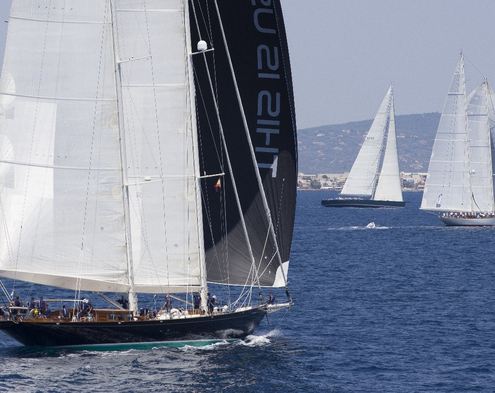 Image for article Anticipation builds for The Superyacht Cup 2018