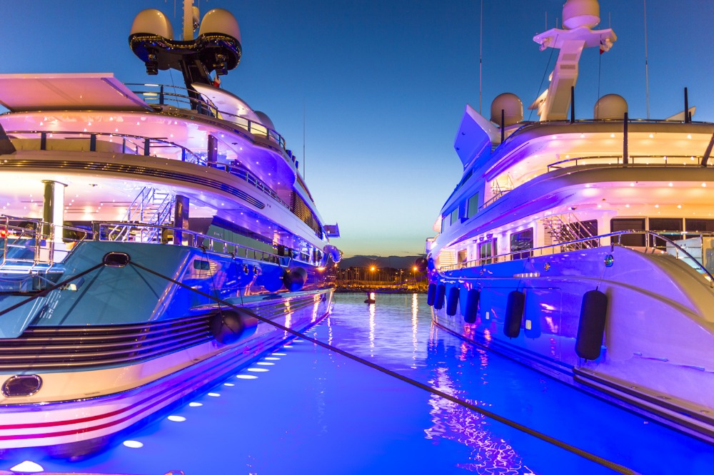 Image for article Europe's most expensive superyacht marinas