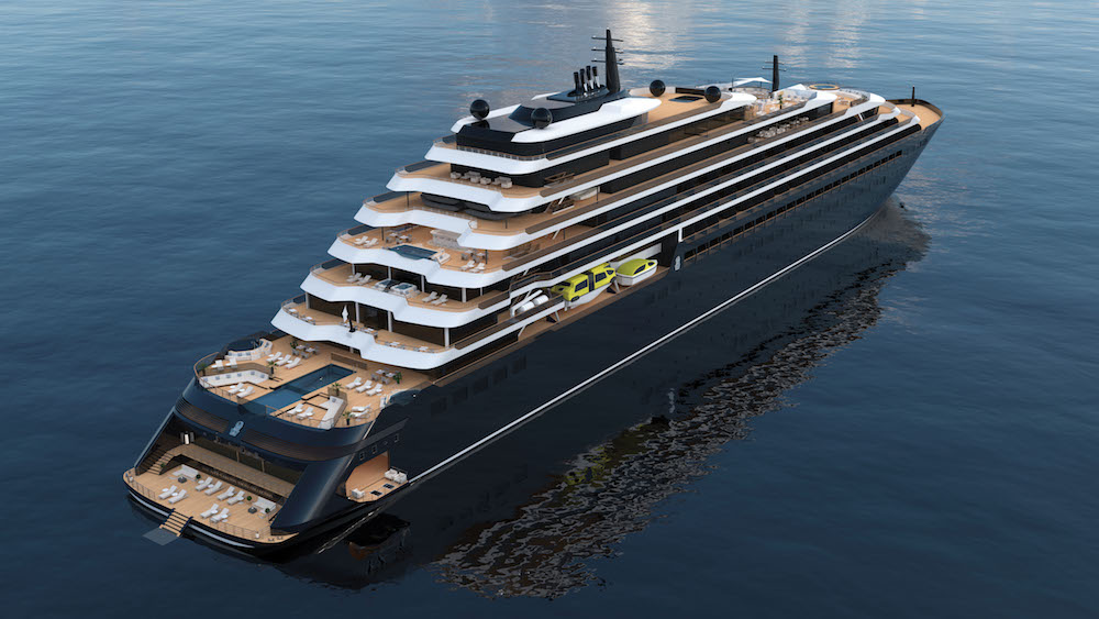 Image for article In conversation with The Ritz-Carlton Yacht Collection