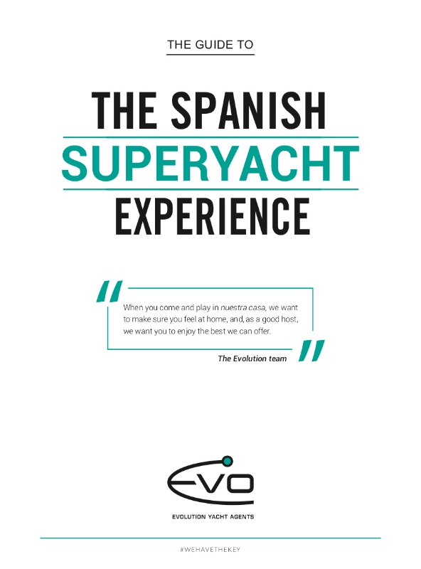 Image for article Evolution's Guide to the Spanish superyacht experience