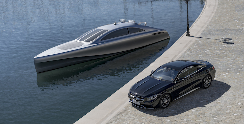 Image for article Silver Arrows Marine announces exclusive partnership