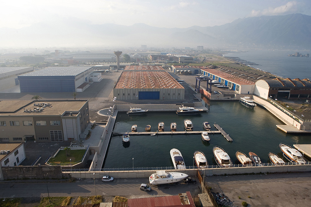 Image for article Arcadia Yachts increases production area
