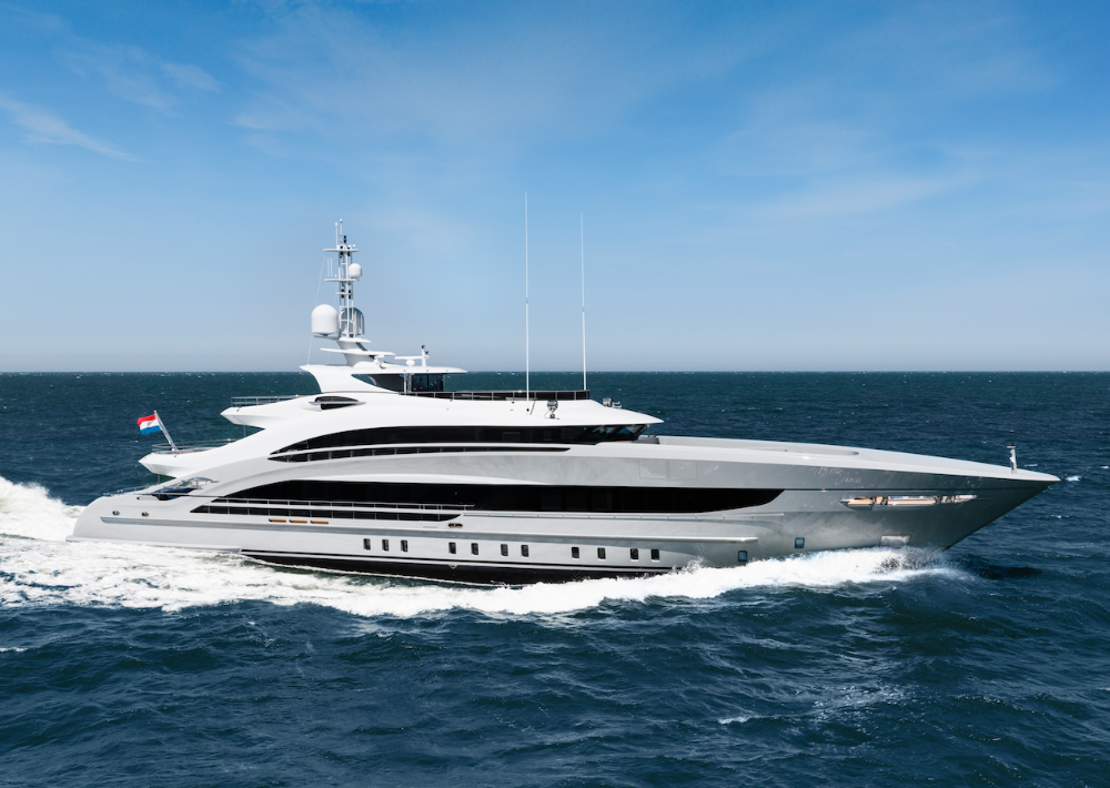 Image for article Heesen delivers fourth superyacht of the year