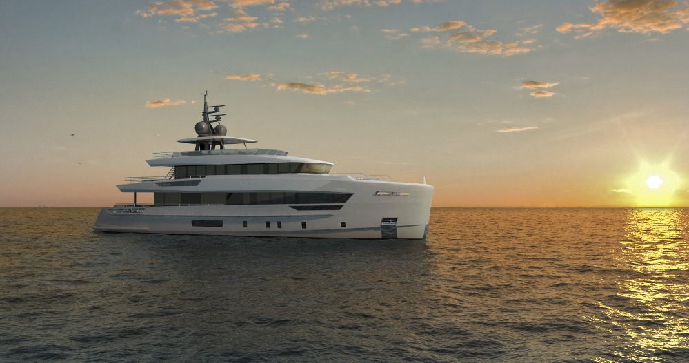 Image for article Lynx Yachts launches LOV 38