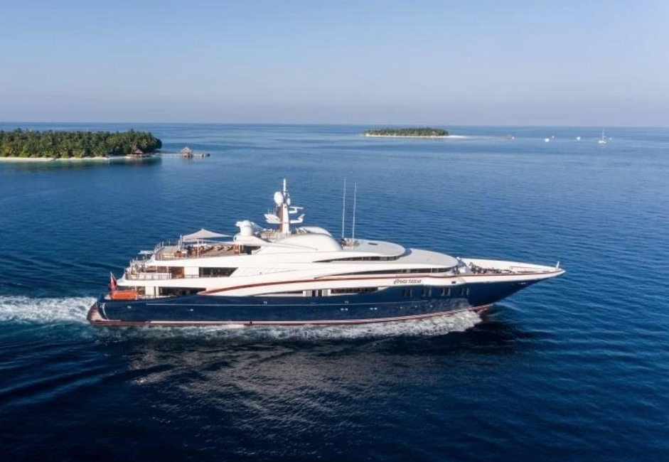 Image for article Fraser and Burgess sell M/Y Anastasia for €67.5 million
