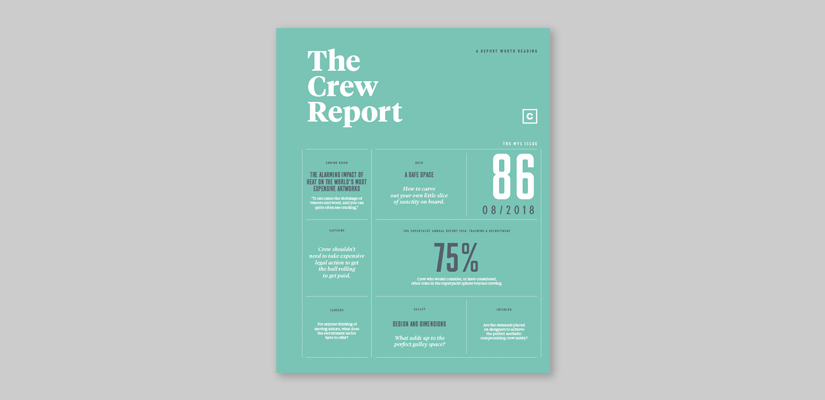 Image for article The Crew Report: Issue 86 preview