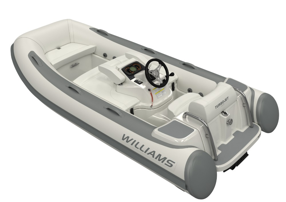 Image for article Williams Jet Tenders to re-launch Turbojet 285 and Turbojet 325