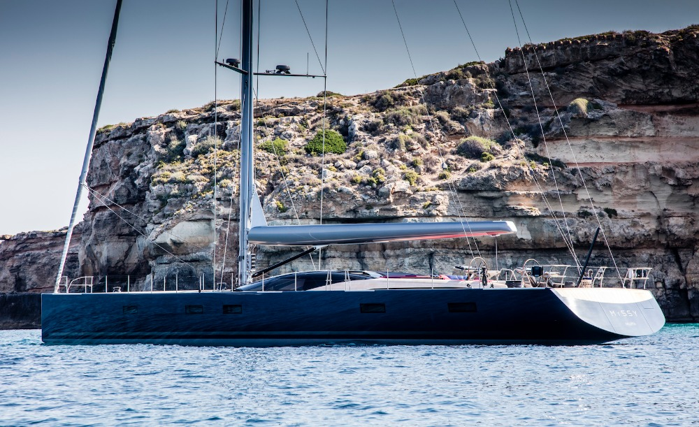 Image for article On board S/Y 'Missy' with Malcolm McKeon