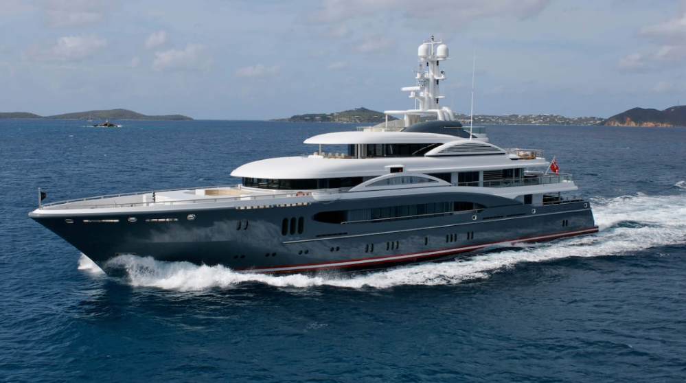 Image for article Lürssen's Alberto Perrone discusses the rise of refit