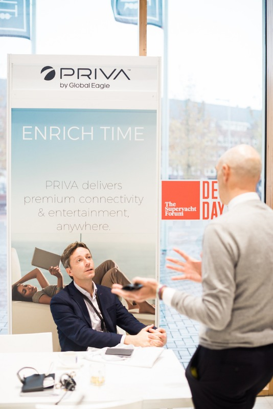 Image for article PRIVA: 'Every second owners spend on board needs to be perfect'