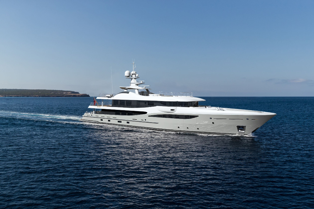 Image for article Amels announces the sale of new Limited Editions superyacht
