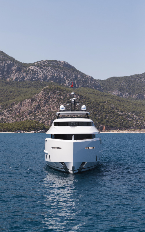 Image for article Alia Yachts delivers 31m M/Y 'Virgen del Mar VI'