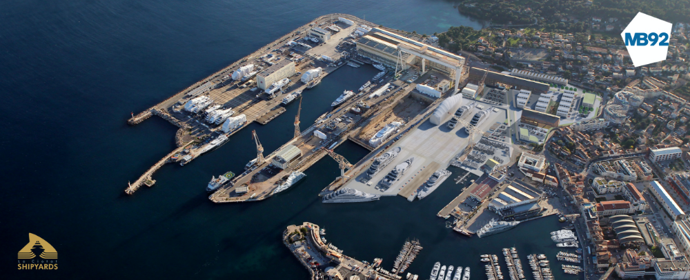 Image for article Compositeworks to become MB92 La Ciotat