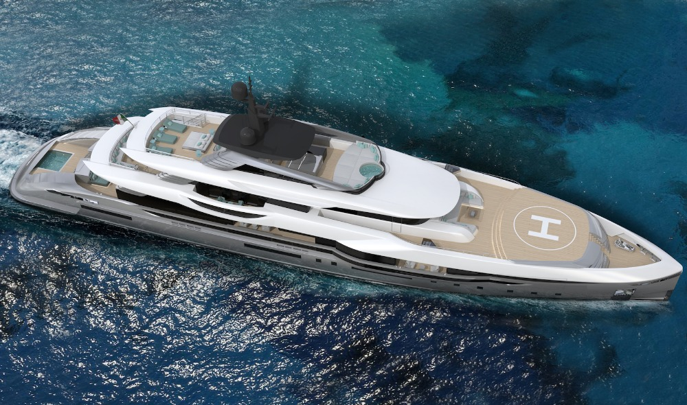 Image for article Team For Design unveils 62m concept