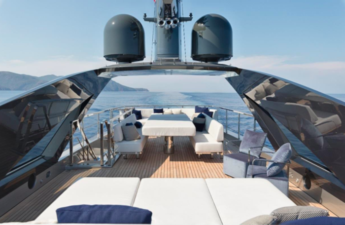 Image for article Rossinavi unveils 'Flying Dagger' at MYS