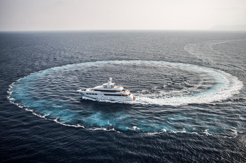 Image for article M/Y 'Okko' heads to MYS