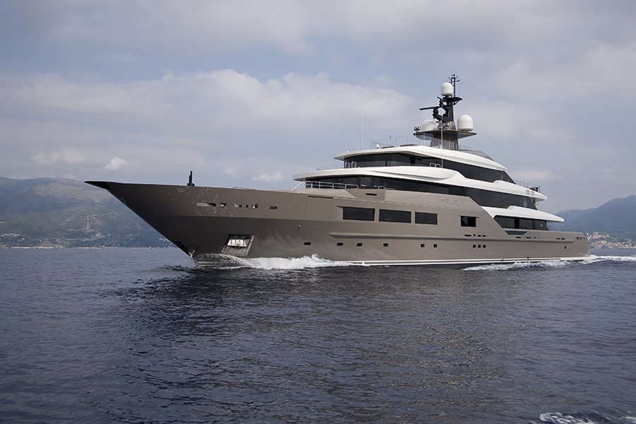 Image for article Tankoa Yachts unveils M/Y 'Solo' at MYS