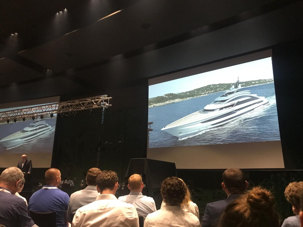 Image for article Under the microscope: Heesen's 80m 'Project Cosmos' at MYS