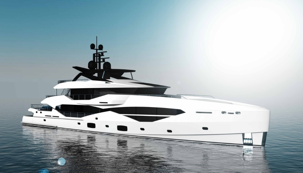 Image for article Sunseeker and ICON to build aluminium yachts together