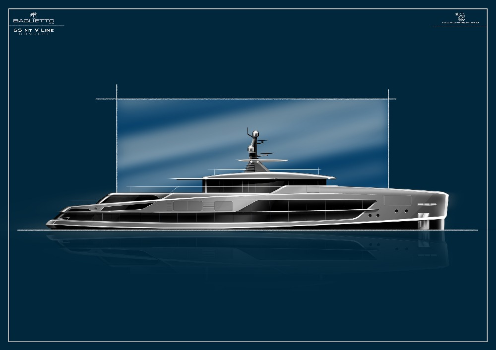 Image for article Baglietto expands offering with two new superyachts