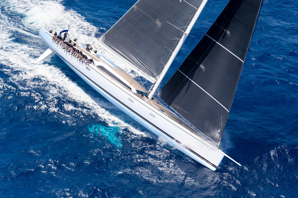 Image for article Nautor's Swan unveils new Maxi Swan model