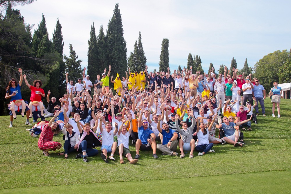 Image for article The Riviera Yacht Support Golf Bonanza 2018