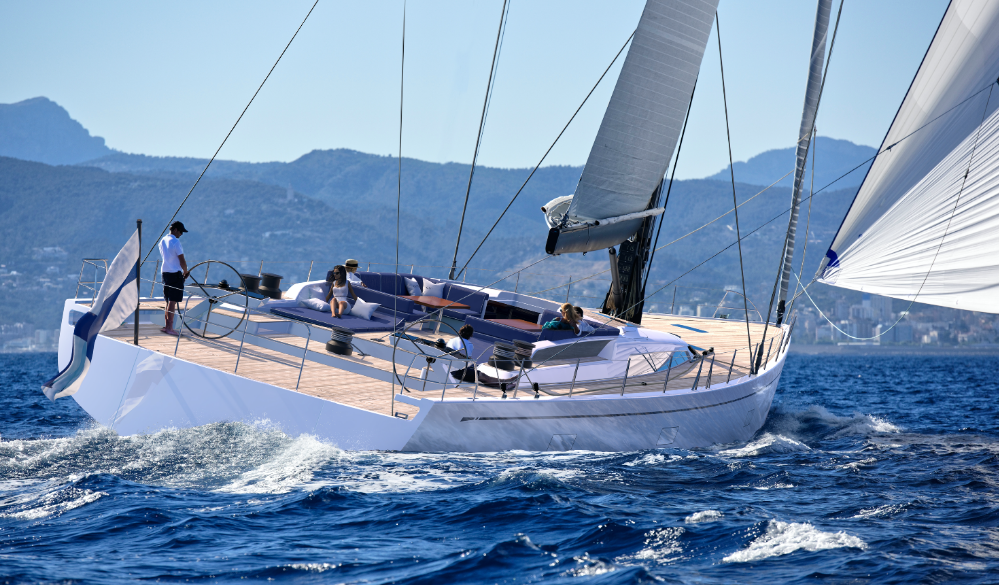 Image for article The Swan 98 – a unique yacht on a proven platform