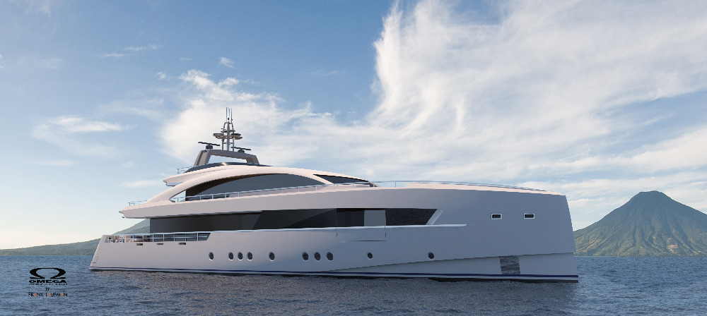 Image for article Hakvoort confirms the sale of new 45m superyacht