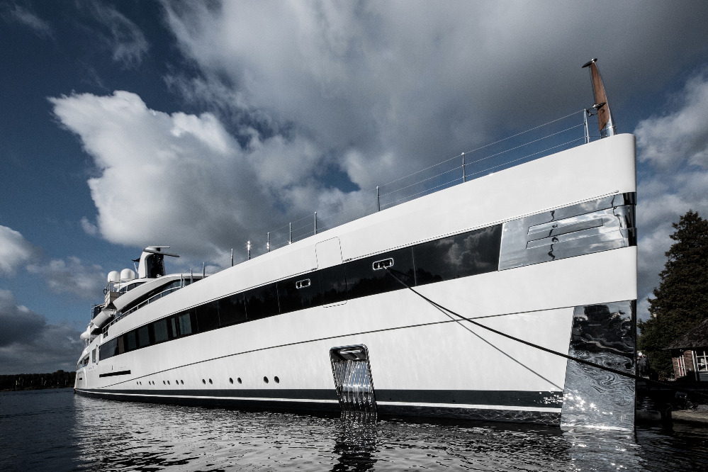 Image for article Feadship launches new 93m superyacht: Project 814