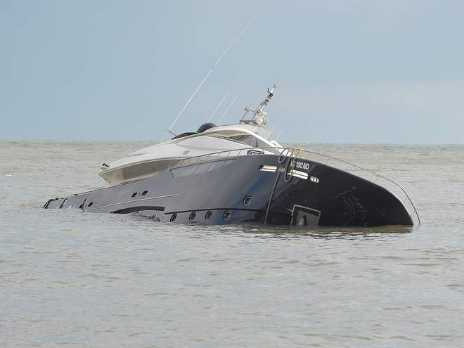 Image for article Storm hits superyacht hotspots across Mediterranean