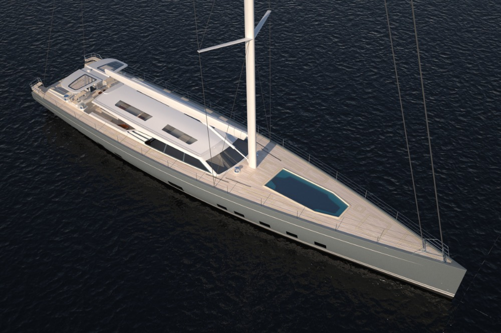 Image for article New sailing yacht order for Baltic