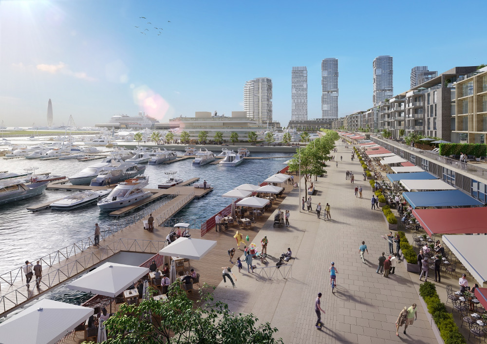 Image for article Dubai aims to become 'global yachting capital'