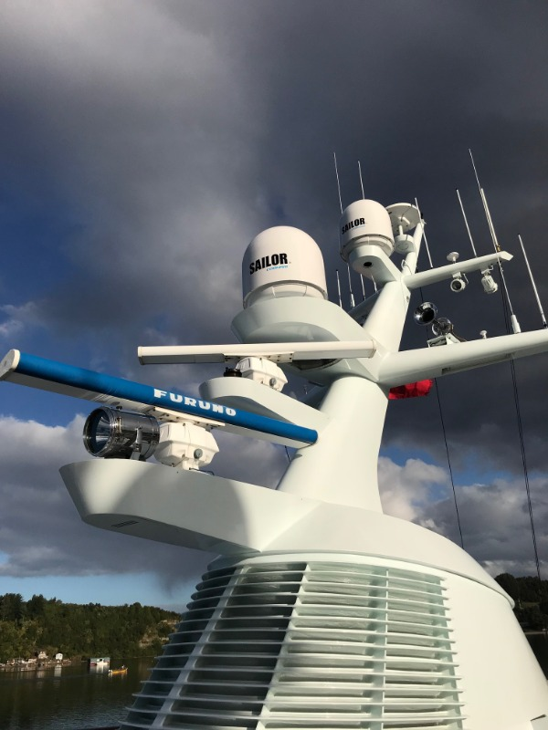 Image for article Inmarsat conducts research into superyacht connectivity