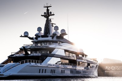 Image for article Oceanco launches 109m Project Bravo