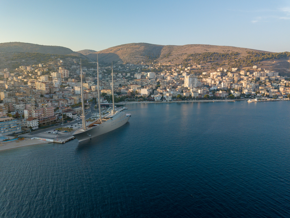 Image for article Albania's growing potential as a superyacht destination