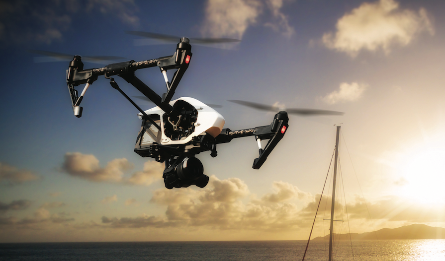 Image for article ISO introduces first drone standard
