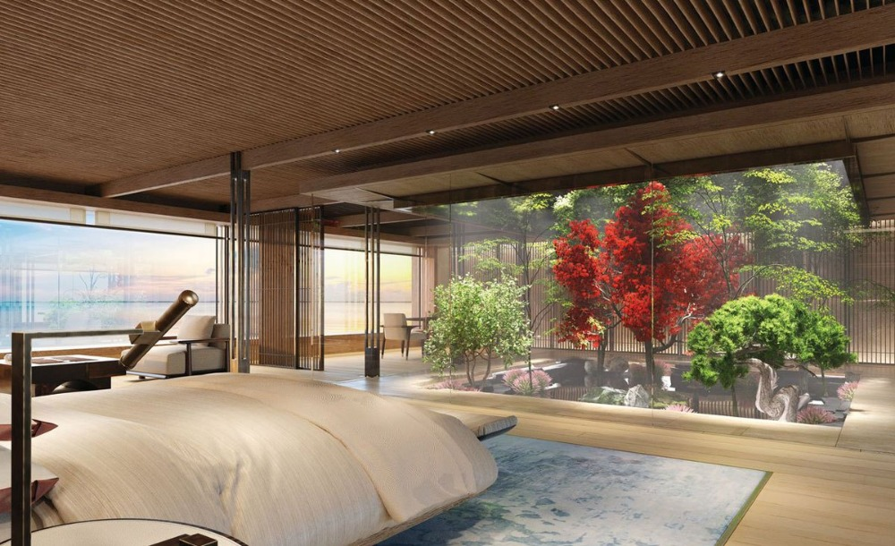 Image for article Interior design: back to nature